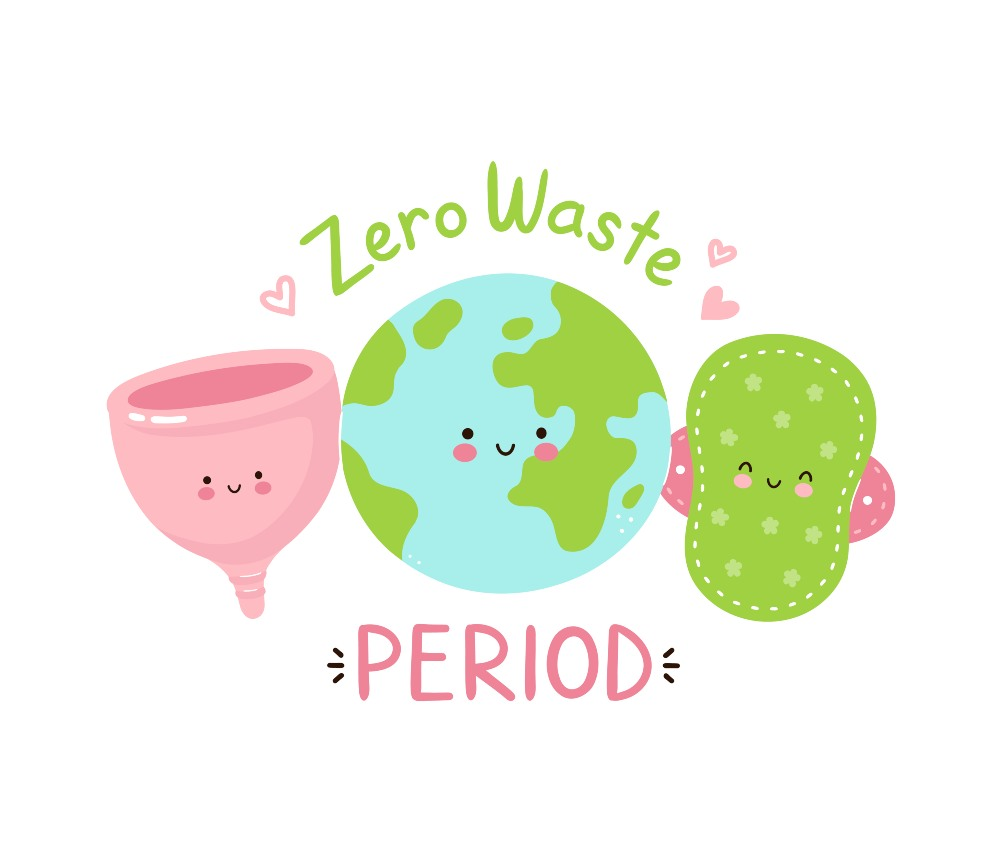 zero waste period earth cup world