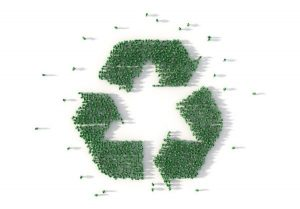 people-forming-a-recycling-symbol